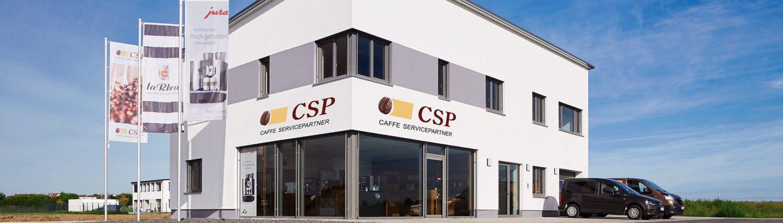 CSP – Caffe Servicepartner in Dillingen a. d. Donau